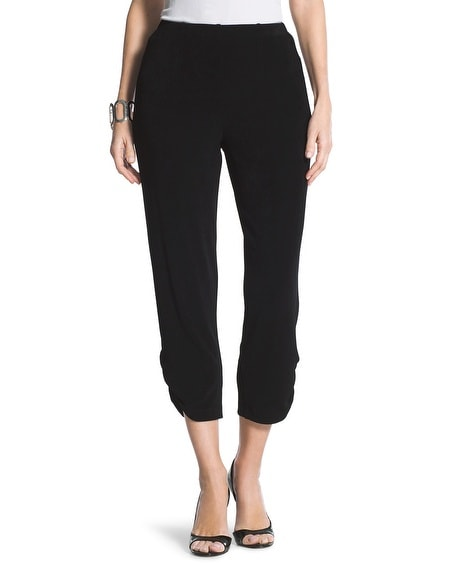 Travelers Classic No Tummy Crop Pant
