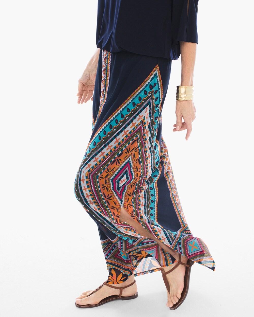 359dbe98da Diamond Multi-Print Maxi Skirt - Chico's