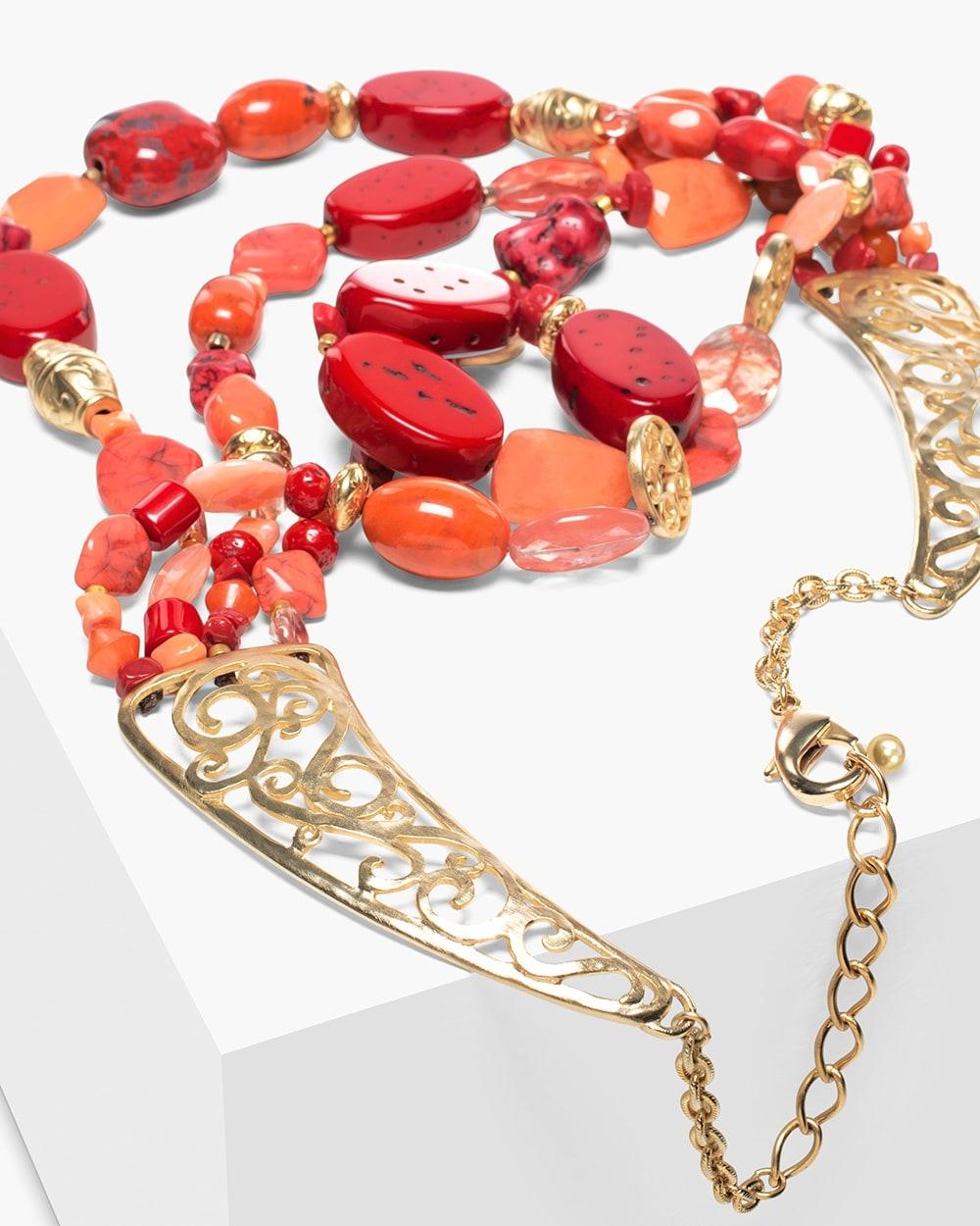 Coraline Necklace Chico S