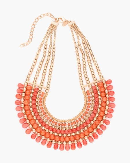 Tay Bib Necklace