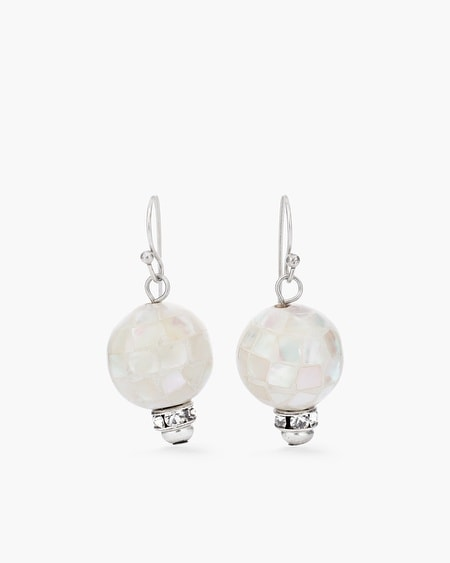 Bianca Shell-Drop Earrings