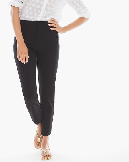 Tapered Trouser Ankle Pants