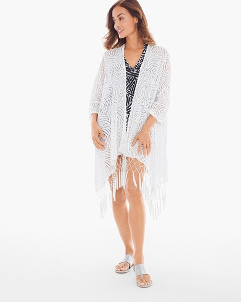 157cf8d861 Shop Swimsuit Cover Ups - Free Shipping - Chico s