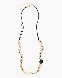 Chico's Cailyn Single-Strand Necklace | Tuggl