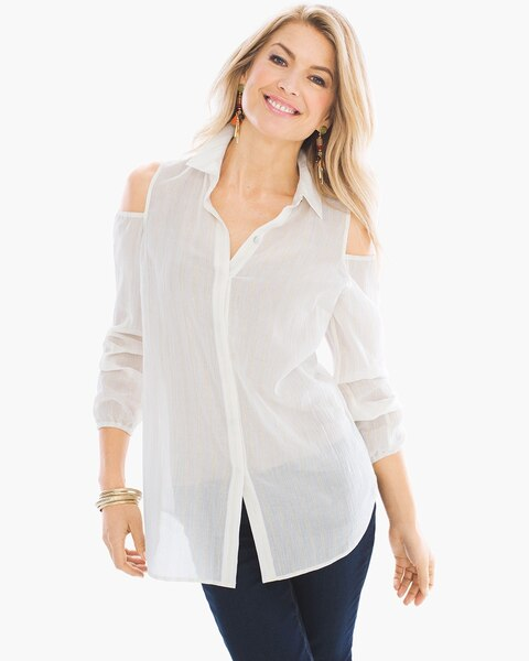 c71b334e7f6 Shirts & Blouses for Women - The Shirt Boutique - Chico's