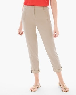 Chico's Luxe Utility Convertible Ankle Pants | Tuggl