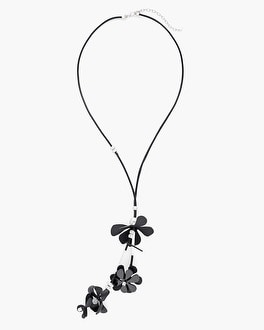 Chico's Deidre Lariat Necklace | Tuggl