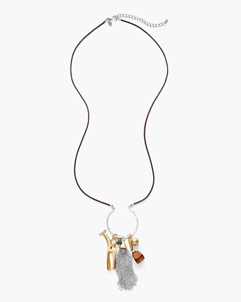 necklace giraffe angel lisa gold jewellery