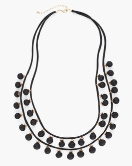 Chico's Adelia Multi-Strand Necklace | Tuggl