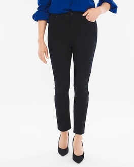 Chico's High-Rise Ankle Jeans | Tuggl