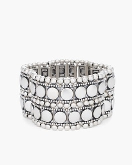 Chico's Jenson Stretch Bracelet at Chico's in Brooklyn, NY | Tuggl