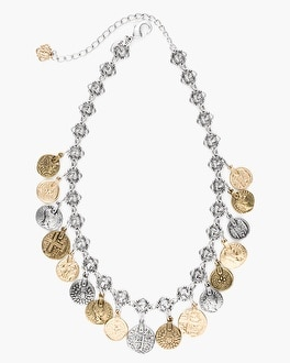 Chico's Tristan Bib Necklace | Tuggl