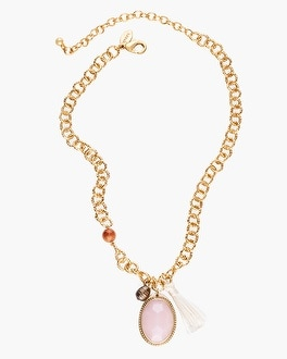 Chico's Bella Pendant Necklace | Tuggl