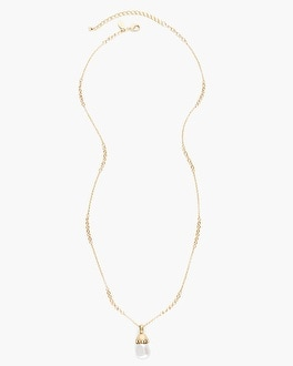 Chico's Pia Pendant Necklace | Tuggl