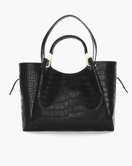 Chico's Double-Handle Tote | Tuggl