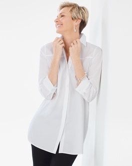 Chico's Tunic at Chico's in Brooklyn, NY | Tuggl