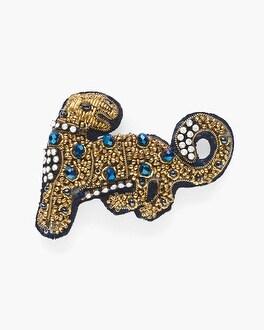 Chico's Contessa Leopard Pin | Tuggl