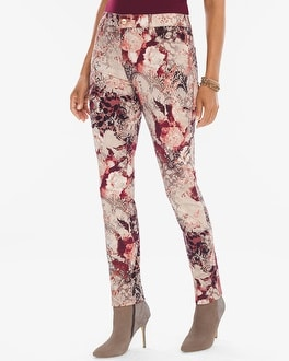 Chico's Romantic Lace Jeggings | Tuggl