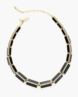 Chico's Holly Bib Necklace | Tuggl