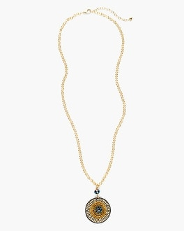 Chico's Contessa Pendant Necklace | Tuggl