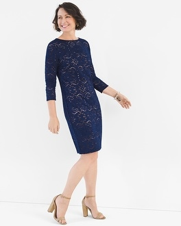 Chico's Lace Dress | Tuggl