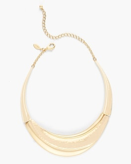 Chico's Gigi Collar Necklace | Tuggl
