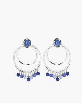 Chico's Bess Multi-Hoop Earrings at Chico's in Brooklyn, NY | Tuggl