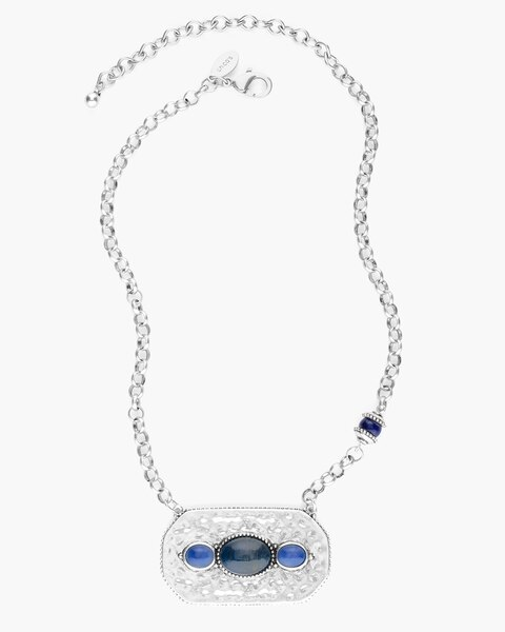 Bess short pendant necklace chicos bess short pendant necklace aloadofball Choice Image