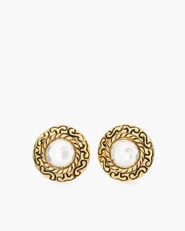 Chico's Maci Stud Earrings at Chico's in Auburn, GA | Tuggl