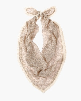 Chico's Animal-Print Scarf at Chico's in Brooklyn, NY | Tuggl