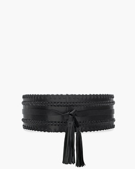 Chico's Obi Braid-Detail Belt at Chico's in Brooklyn, NY | Tuggl