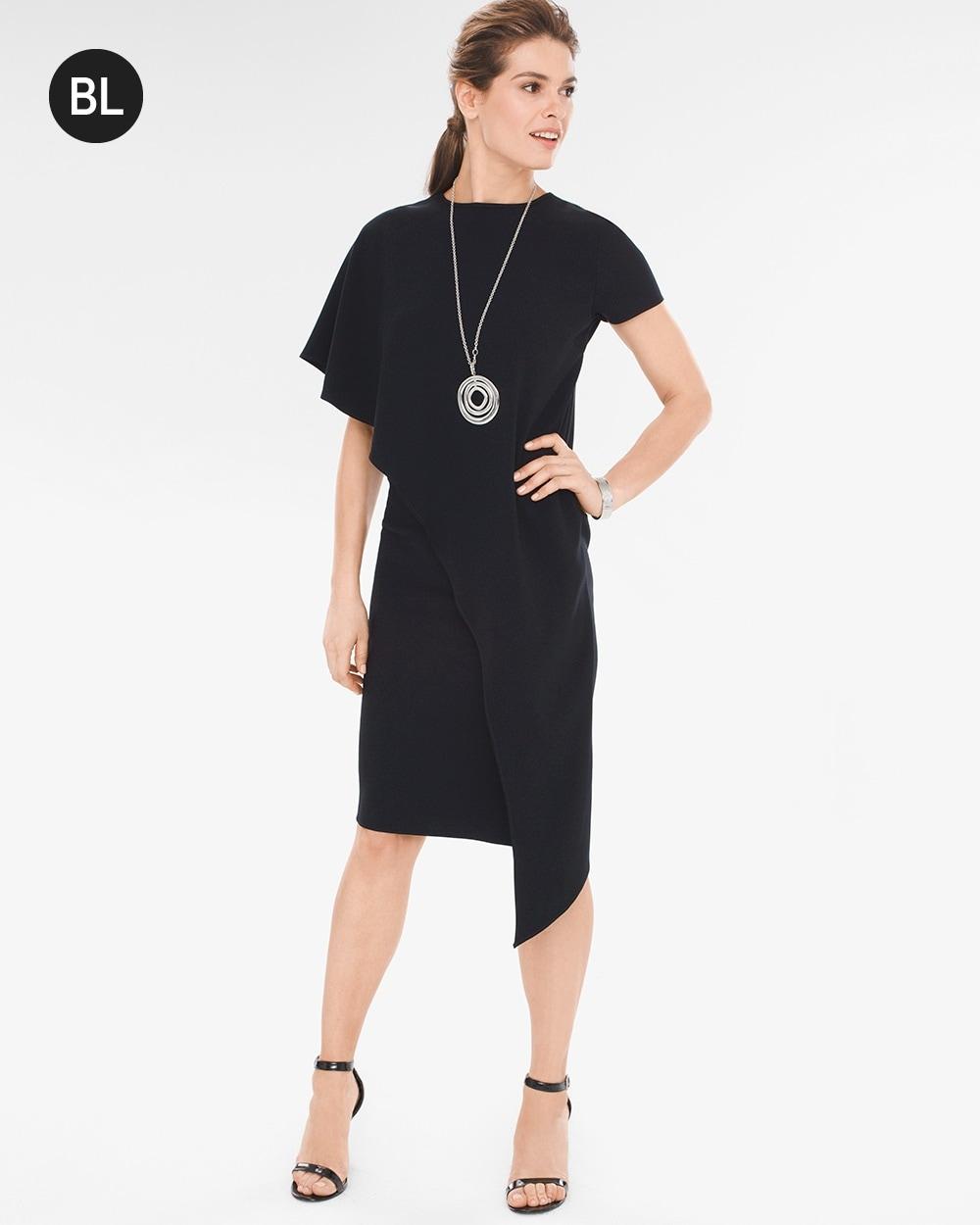 9b7fdd05fcd89 Layered Flounce Dress