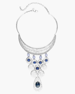 Chico's Bess Bib Necklace | Tuggl