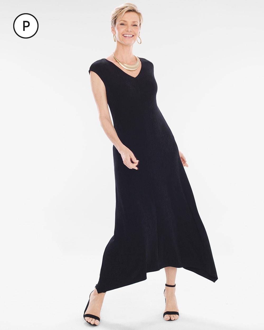 Petites Womens Petite Dresses Skirts Chicos