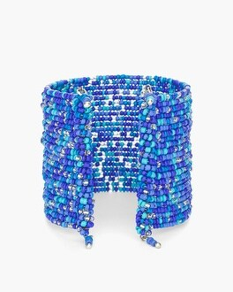 Chico's Cool Seed Bead Cuff at Chico's in Auburn, GA | Tuggl