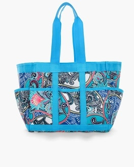 Chico's Paisley Gardening Tote at Chico's in Brooklyn, NY | Tuggl