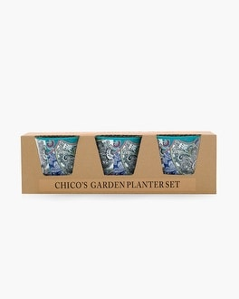 Chico's Paisley Planter Set | Tuggl