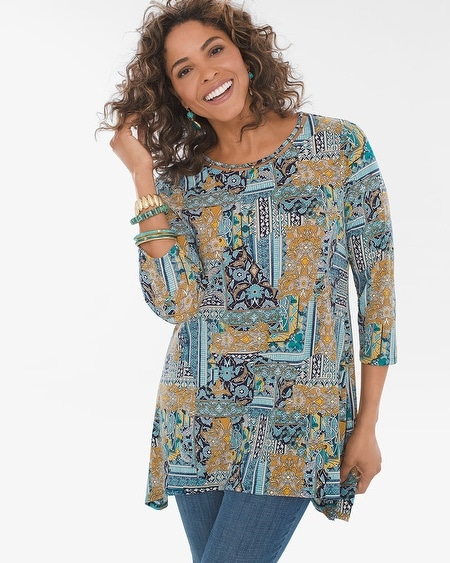 Patchwork Hardware Tunic