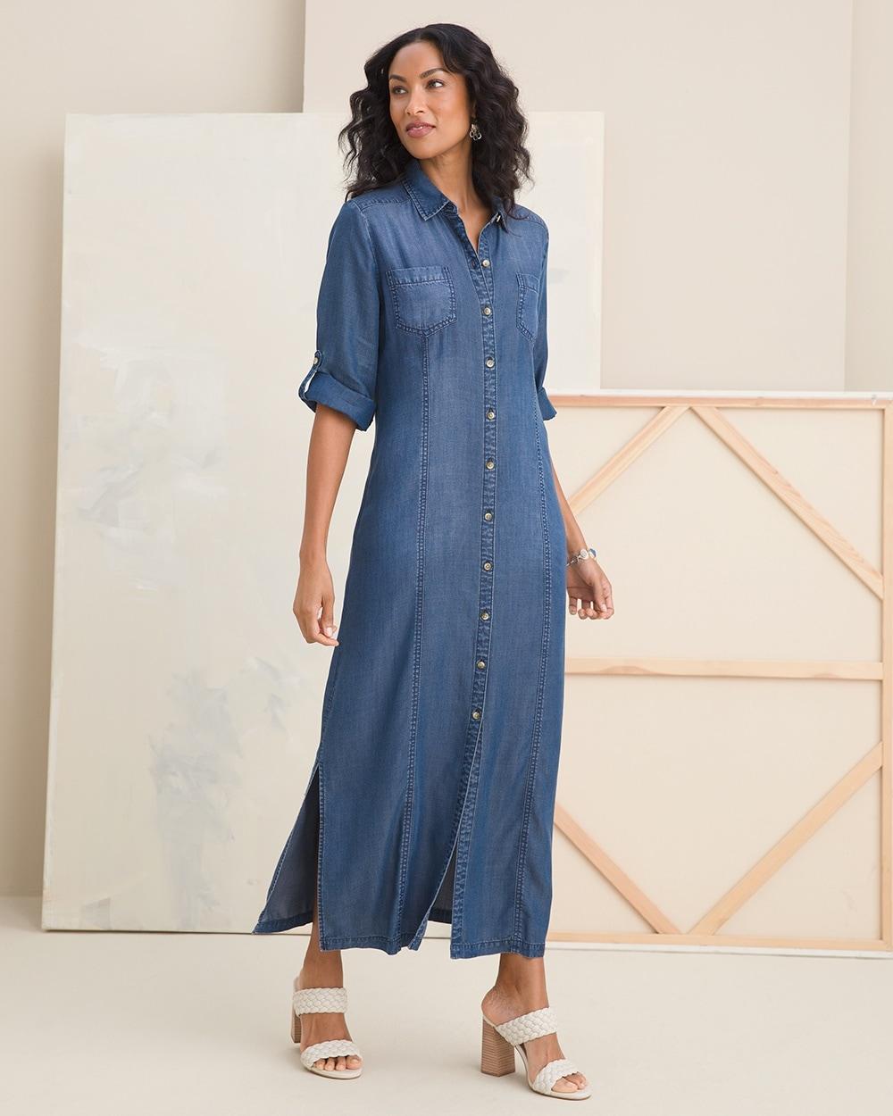 Jean Maxi Dress,denim maxi dress,denim maxi dress,denim maxi dress,