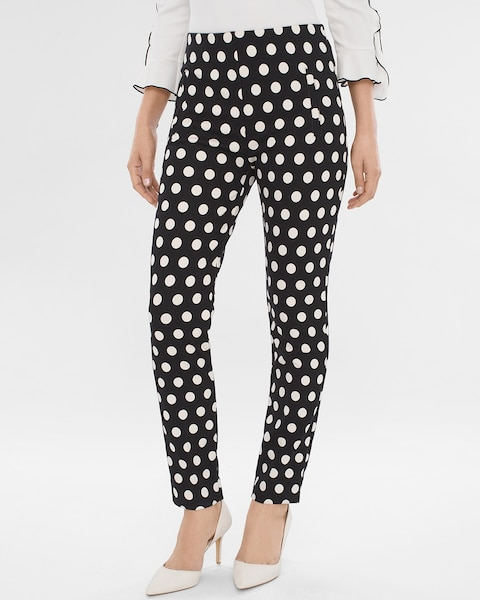 Juliet Dot Ankle Pants