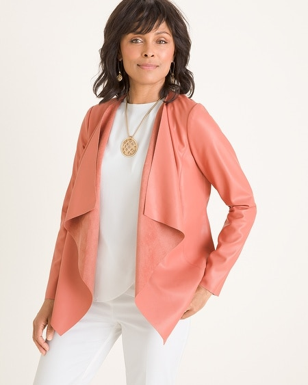 3a714ab9ad26 Women s Jackets - Women s Clothing - Chico s