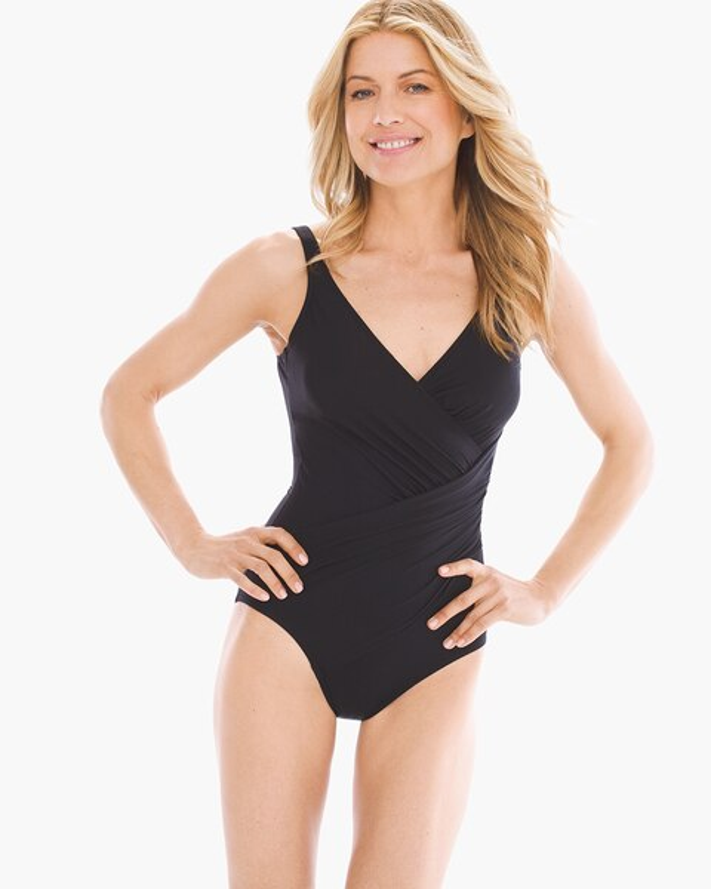 bceb5032c9da4 Miraclesuit Must Haves Oceanus One-Piece Swimsuit - Chico s