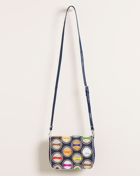 c11c9f0762 Multi-Bead Crossbody Bag