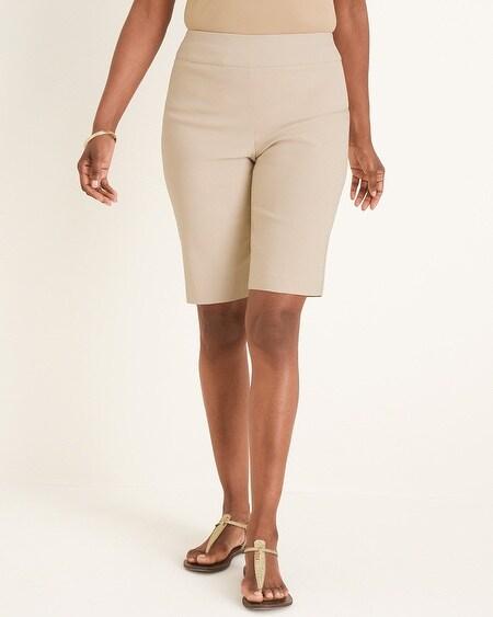 adbaf55ea68b So Slimming Brigitte Slim Shorts - 13 Inch Inseam
