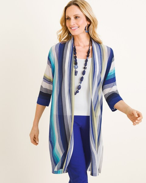 d6611fedc93 Return to thumbnail image selection Striped Cardigan video preview image