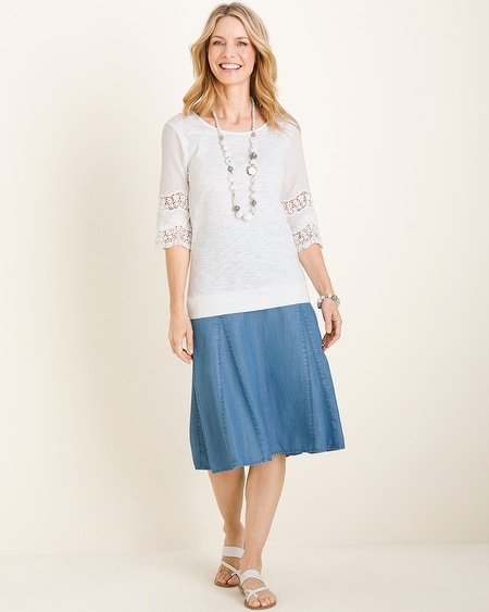 7dae62f42c39 Shop Women's Skirts - Maxi, Pencil & More - Chico's