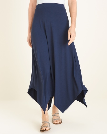 459a3340be Printed Column Maxi Skirt - Chico's