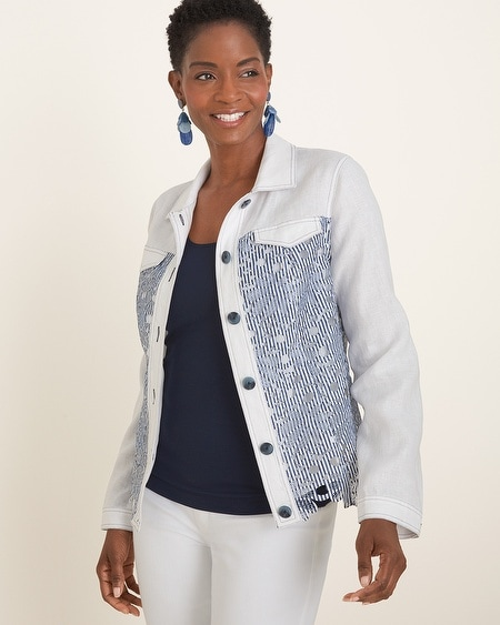 2843a804dc8 Women s Jackets - Women s Clothing - Chico s