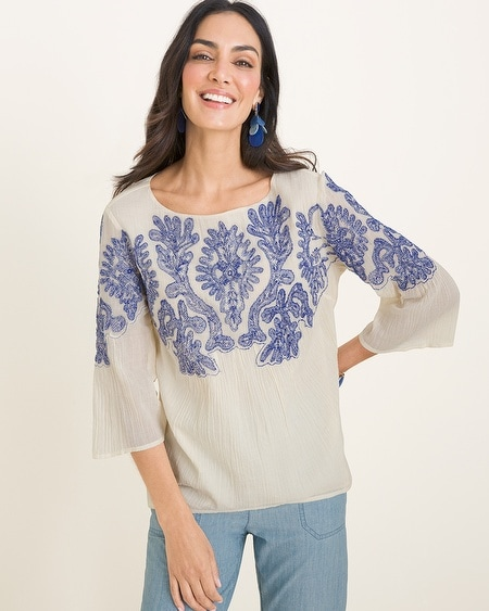 afde1464ffe Women's Tops - Women's Clothing - Chico's