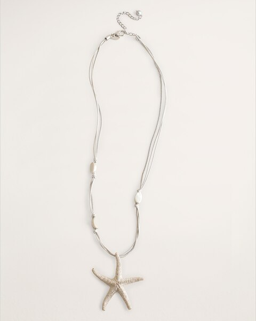 Starfish Pendant Necklace Chico S